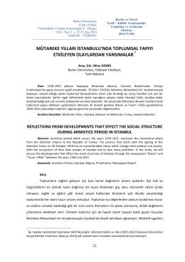 Osmanlı Devleti`nde Kızların Eğitiminde Okulun Önemi (1839