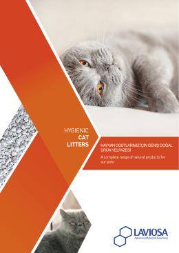 cat lıtters - Laviosa Chimica Mineraria S.p.A.