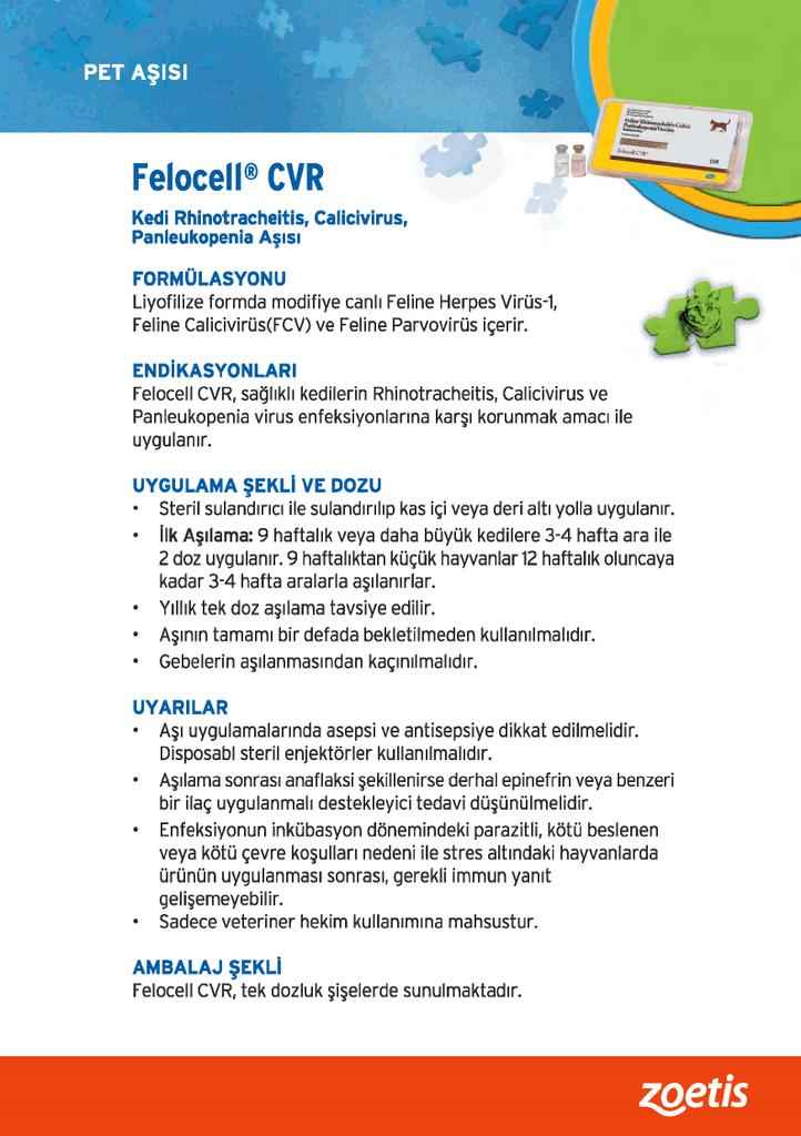 Felocell® CVR