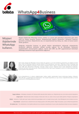 WhatsApp4Business