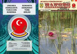 adresa: Constanţa - România str. Crişanei, nr. 44 cod