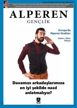 GENÇLİK - Nizam-ı Alem Finnentrop