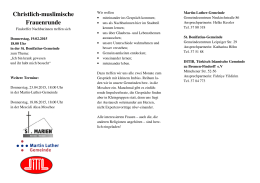 Flyer türkisch-deutsch 2015-1 - Martin-Luther