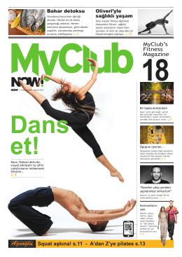 MyClub`s Fitness Magazine - MyClub | Fitness & Life Centers