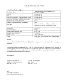 Özel Durum Açıklama Formu 26 Şubat 2015-4