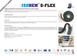 s-flex ısonem