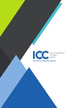 ICC Tanıtım Broşürü - ICC Türkiye