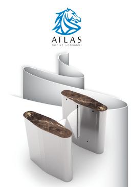 e-katalog - Atlas Turnike Sistemleri