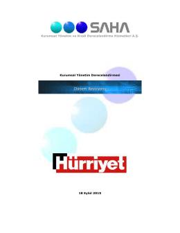 93,58 18.9.2015 SAHA - TKYD - Türkiye Kurumsal Yönetim Derneği