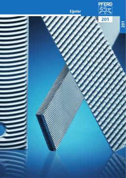 Katalog 201 – Eğeler