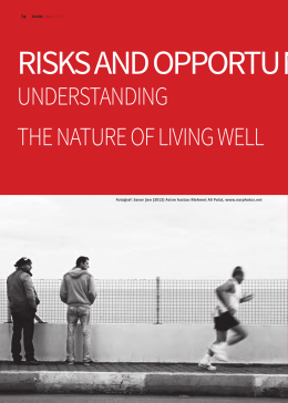 UNDERSTANDING THE NATURE OF LIVING WELL