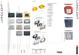 Living Light Katalog - Tesis Otomasyon Elektrik Endüstriyel