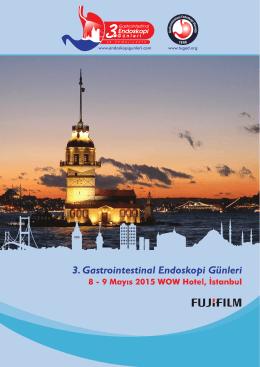 3. Gastrointestinal Endoskopi Günleri