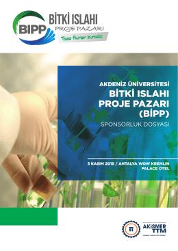 bipp - bitki ıslahı proje pazarı