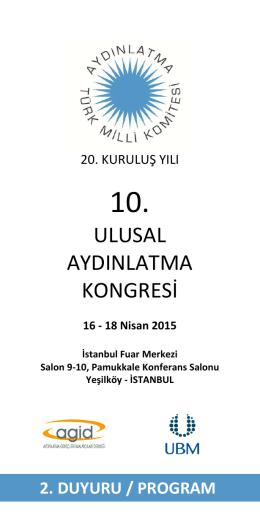 10UAK_program - Mimarlık Fakültesi