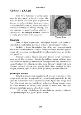 46. Nusret Yazar
