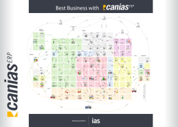 CANIAS Süreç Atlası