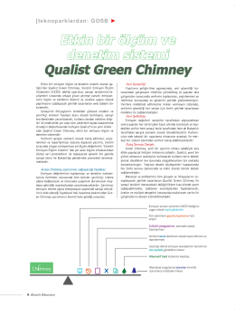 Emisyon Ölçüm ve Denetim Sistemi GreenChimney