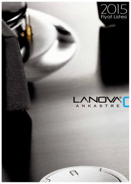 onlıne katalog - Lanova Ankastre