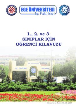 2015-2016 1. 2.ve 3.Sınıf Klavuzları