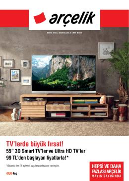 TV`lerde büyük fırsat!