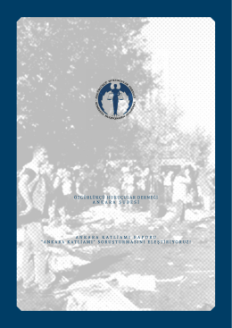 Raporun PDF Hali