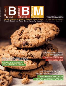Untitled - Magazine BBM | Ekmek, Bisküvi ve Makarna Sektörü