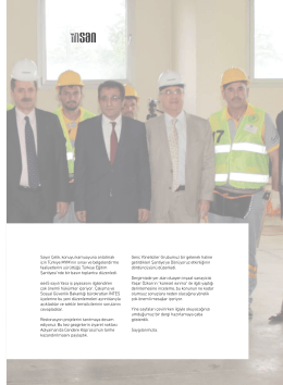 Sayın Çelik, konuyu kamuoyuna anlatmak için Türkiye MYM