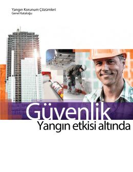 Genel Pasif Yangın Koruma Kataloğu Türkçe