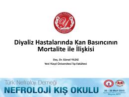 Gürsel YILDIZ - Nefroloji Kış Okulu 2015
