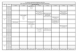 tc erciyes üniversitesi mimarlık fakültesi 2015–2016 eğitim