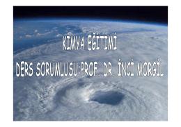 Küresel Isınmanın Türkiyeye Etkileri