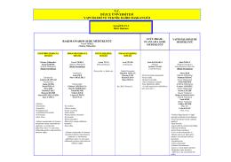 tc düzce üniversitesi yapı işleri ve teknik daire başkanlığı