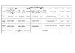 2015 meslek içi eğitim programı_katılım listeleri_ilgili genel yazı