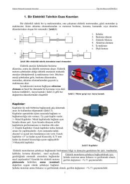Elektro-Mekanik Kumanda Sistemleri Ders Notu-1