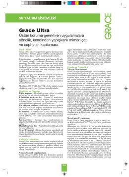 Grace Ultra