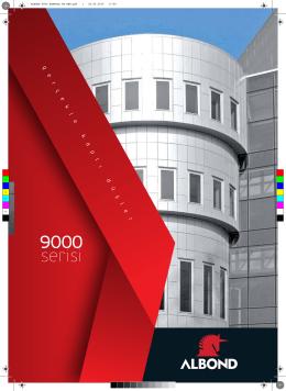 Albond 9000 Serisi
