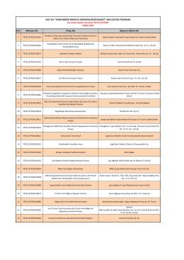 Yedek Liste