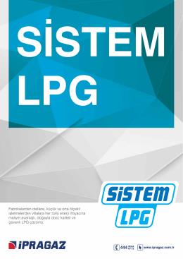 Sistem LPG