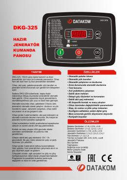 DKG-325 - Datakom