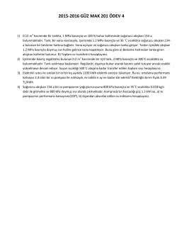 Mak 201 termo ödev 4