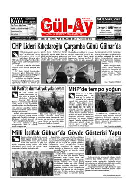 11-05-2015 - GÜL