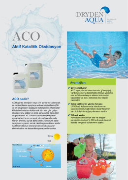 Aktif Katalitik Oksidasyon - the Dryden Aqua Pools Website
