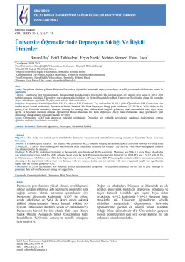 this PDF file - Celal Bayar Üniversitesi