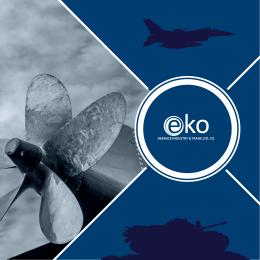 Dijital Katalog Kataloğumuza göz atın - Eko Savunma