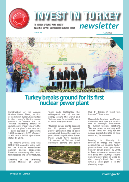 ISPAT May 2015 Newsletter