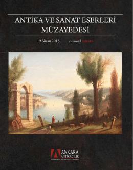 Katalog - Ankara Antikacılık
