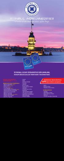 Ön Lisans - Istanbul Aydin University