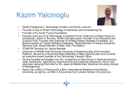 Kazim Yalcinoglu