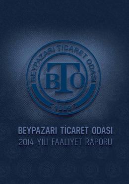 BEYPAZARI TİCARET ODASI - Beypazarı Ticaret Odası